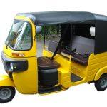 Bajaj RE Philippines Tuk-Tuk (Auto Rickshaw)