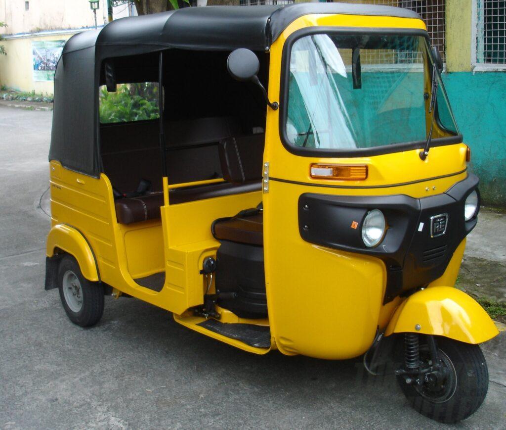 Bajaj Tricycle