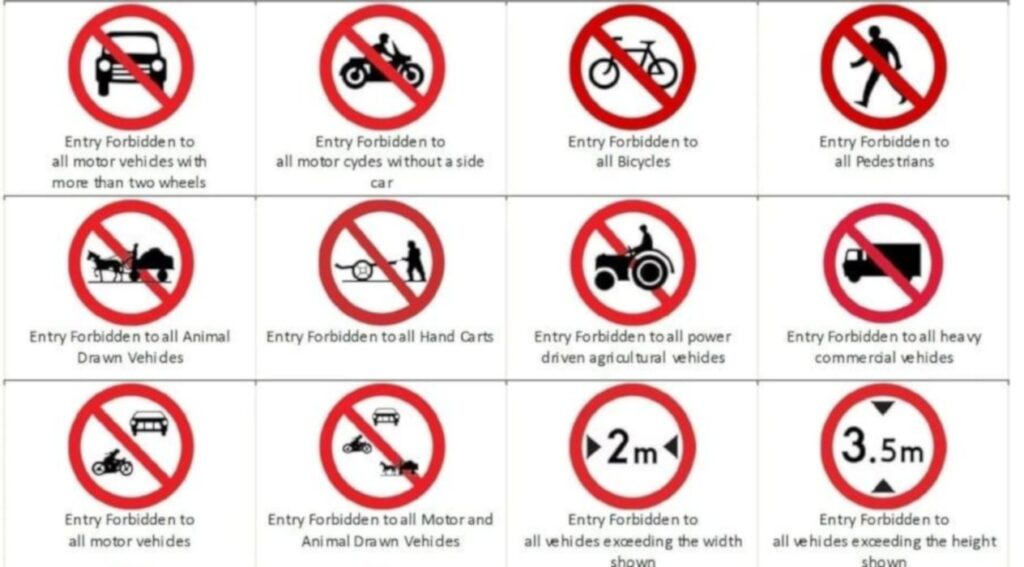 Vienna Convention on Road Signs