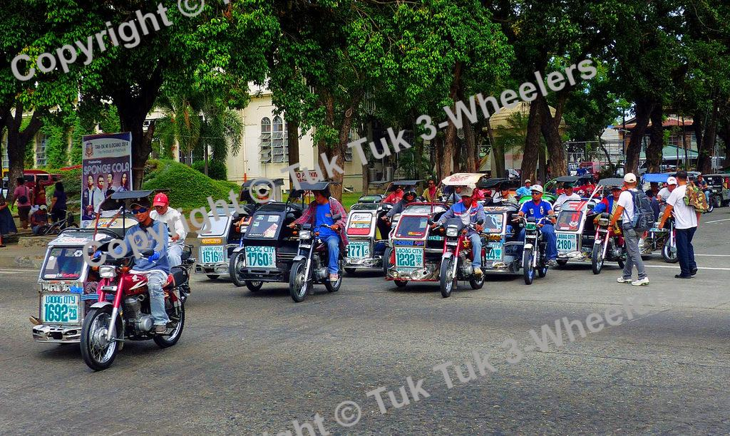 History of the Philippines Tricycle