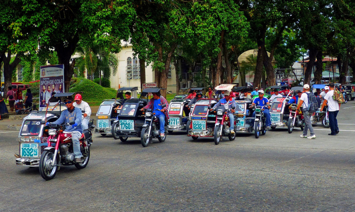 The History Of The Philippines Tricycle Tuk Tuk 3 Wheelers