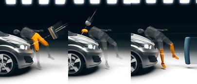 Euro NCAP tests