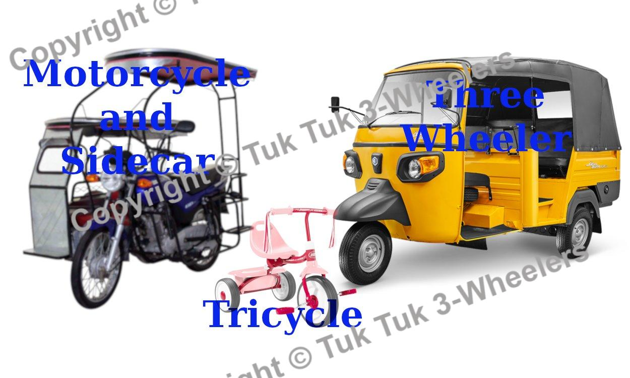 What is a tricycle