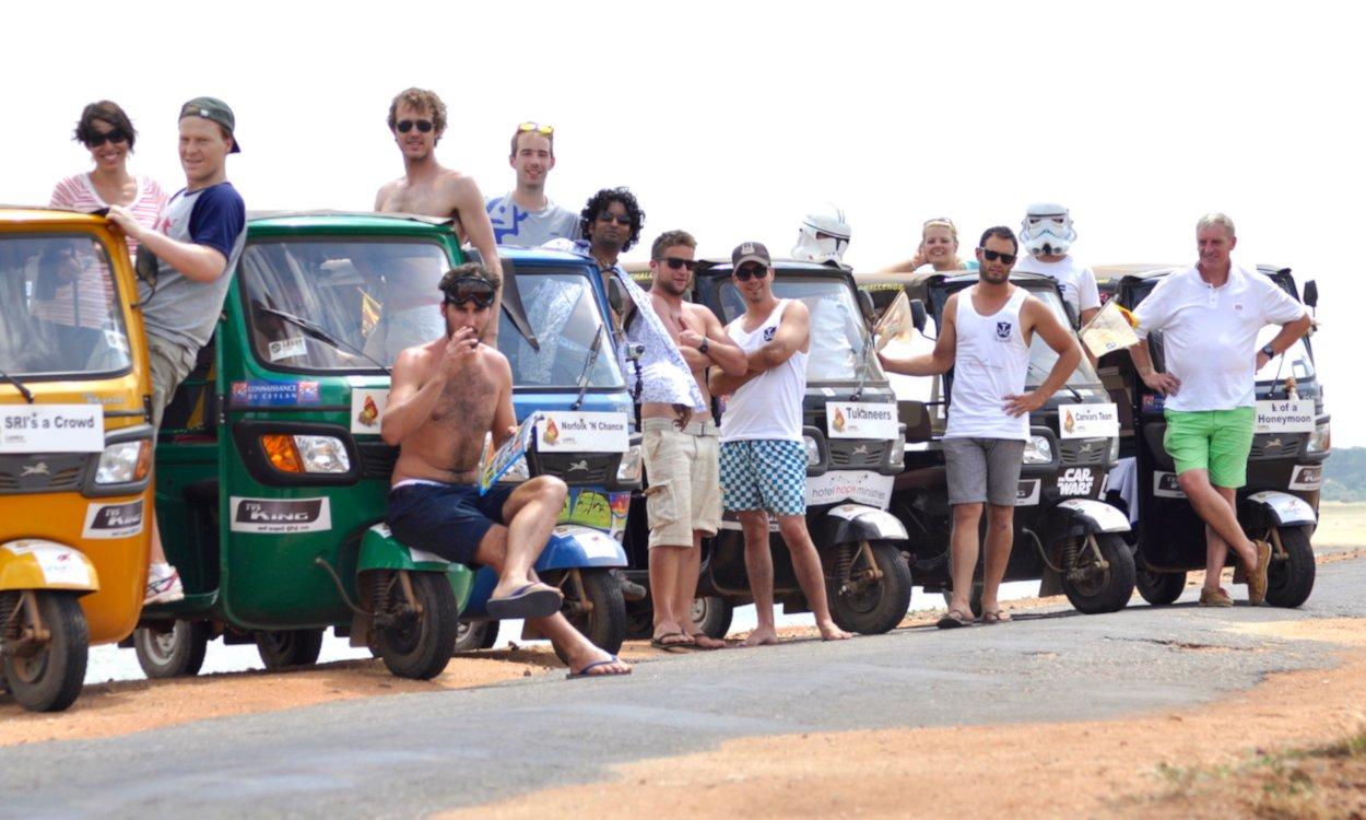 Tuk tuk tourism