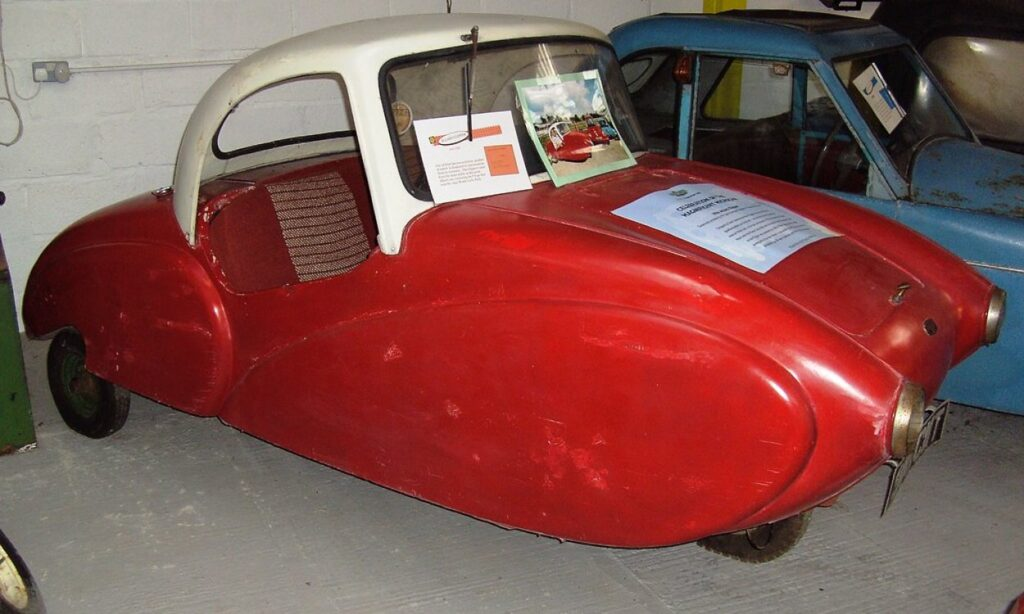 allard clipper three-wheeler