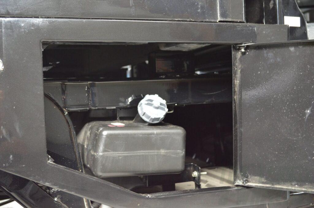 TVS Kargo Petrol Tank