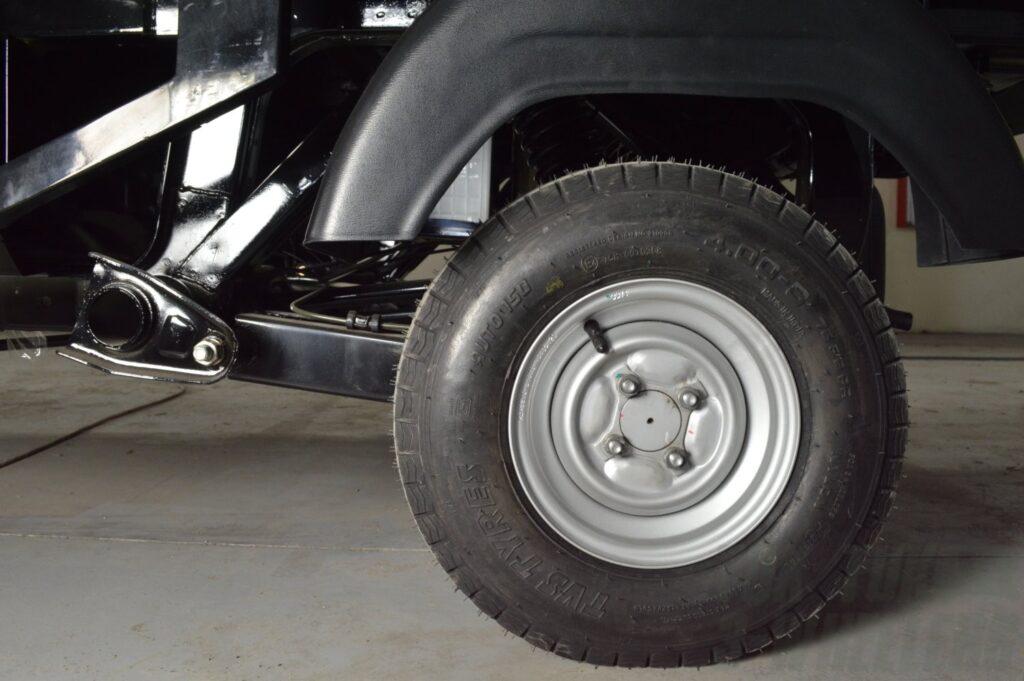 TVS Kargo Rear Wheel