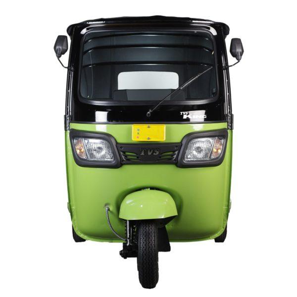 TVS King Deluxe Green