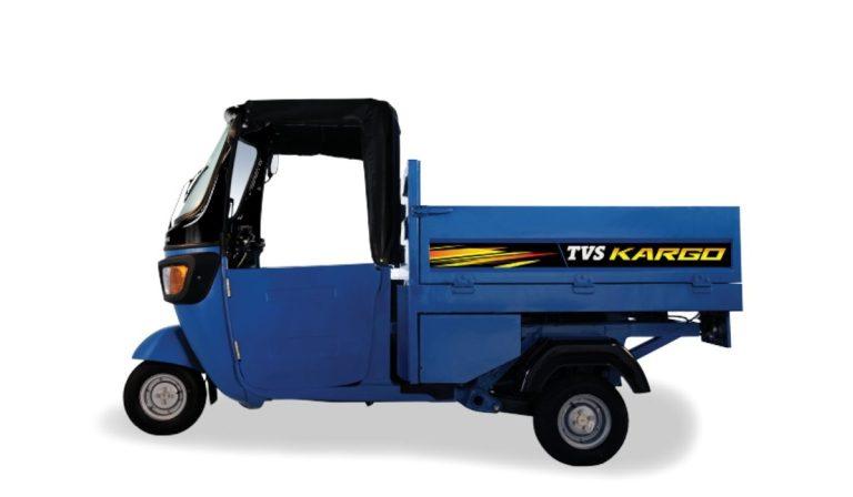TVS Kargo Open Tray at Tuk Tuk 3-Wheelers