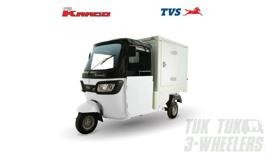 TVS Kargo Box