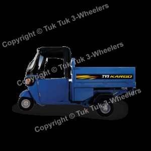 TVS Kargo (TVS Cargo) Pickup Remarkable Power