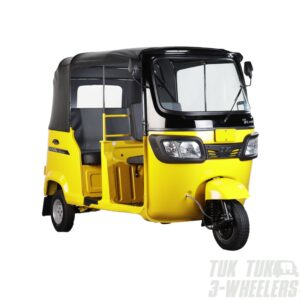 TVS king deluxe yellow