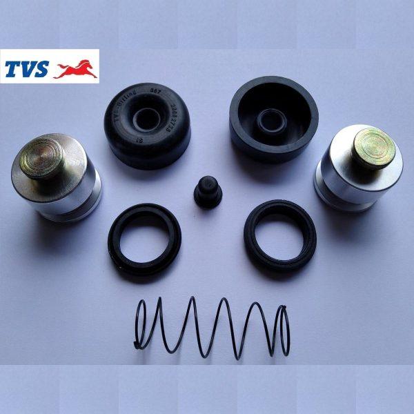 TVS King Wheel Cylinder Major Kit