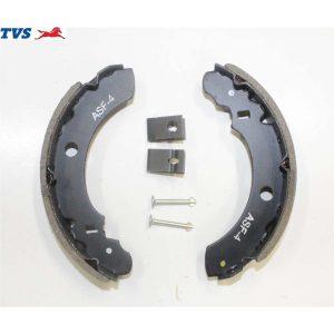 TVS King Brake Shoe Kit COMP (AA) Genuine TVS Part G4321840