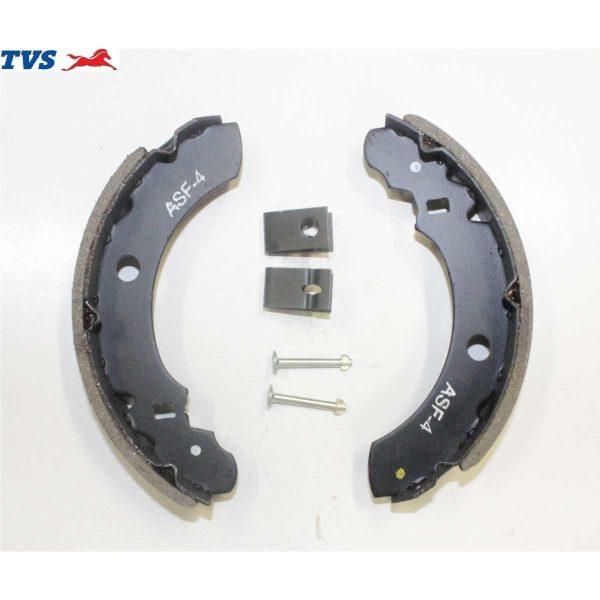 TVS king brake shoe kit