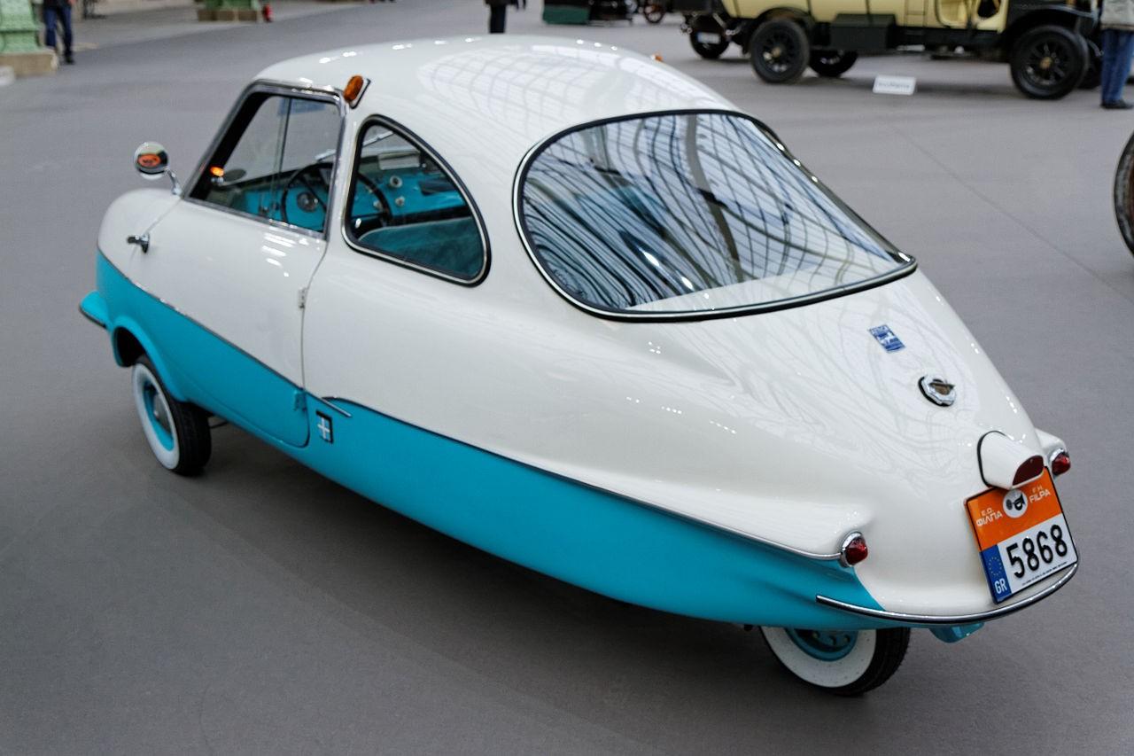 Attica Car