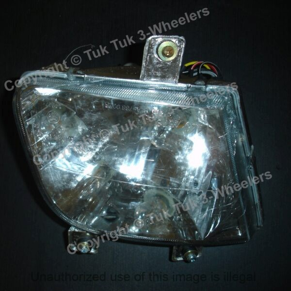 TVS King Head Light