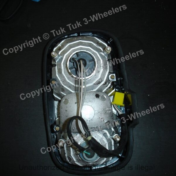 TVS King Rear Light Combination Right Side