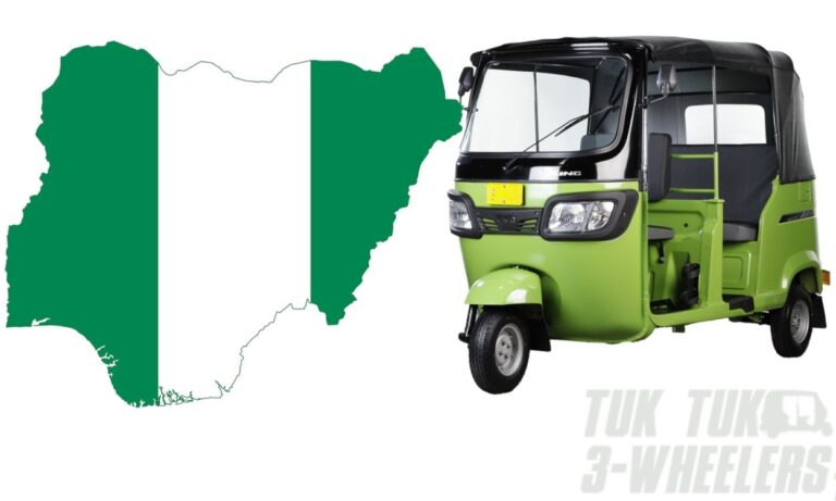 Nigerian Road Traffic Authority Applauds TVS King 3-Wheeler Quality