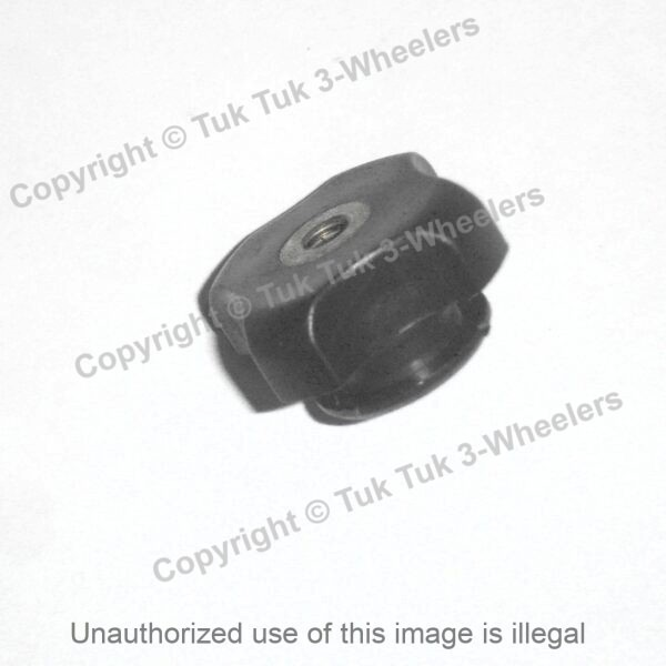 TVS King Deluxe Engine Compartment Knob M5