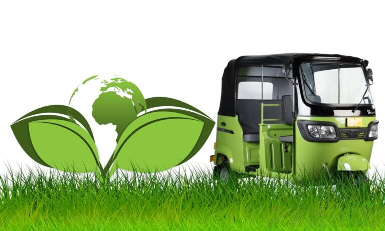 How Environmentally Friendly is the TVS King Deluxe GS+