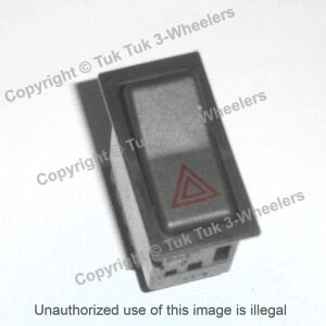 TVS King Hazard warning Switch