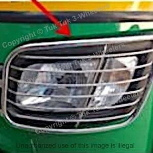 TVS King Head Lamp Grill