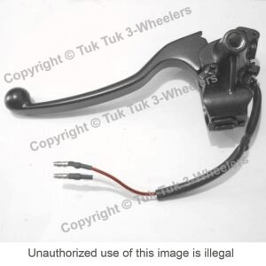 TVS Dazz Control Lever Assembly Left Jupiter