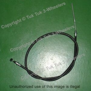 TVS NEO Front Brake Cable Assembly Genuine TVS Part R1170080