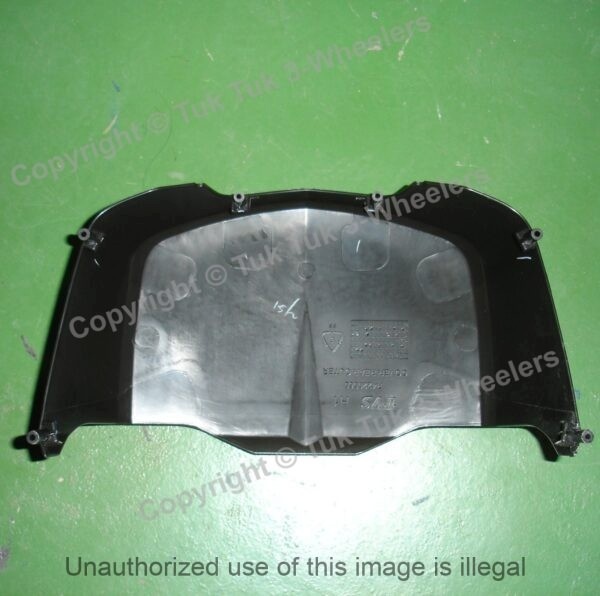 TVS Dazz Cover Rear Outer 1 Genuine TVS Part R4220060