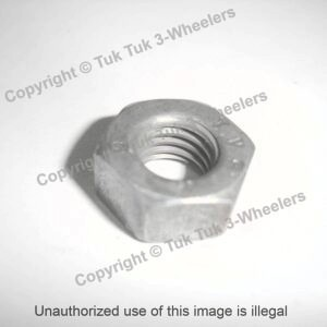 TVS Dazz Hex Nut M10 8 ZNG