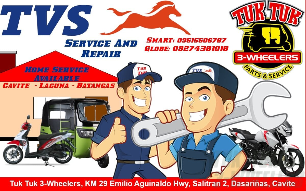 TVS Service at Home