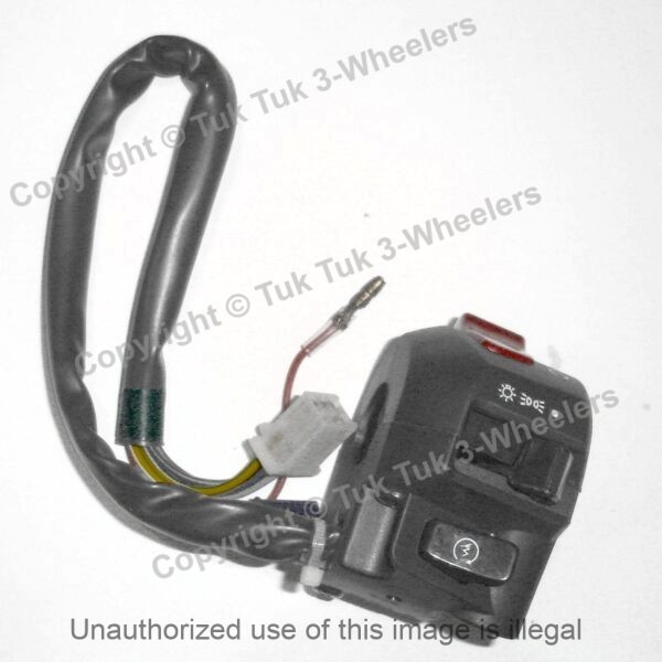 TVS Apache Handlebar Switch Assembly