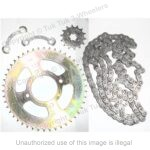 TVS Apache Chain and Sprocket