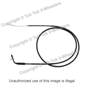 TVS Dazz Throttle Cable