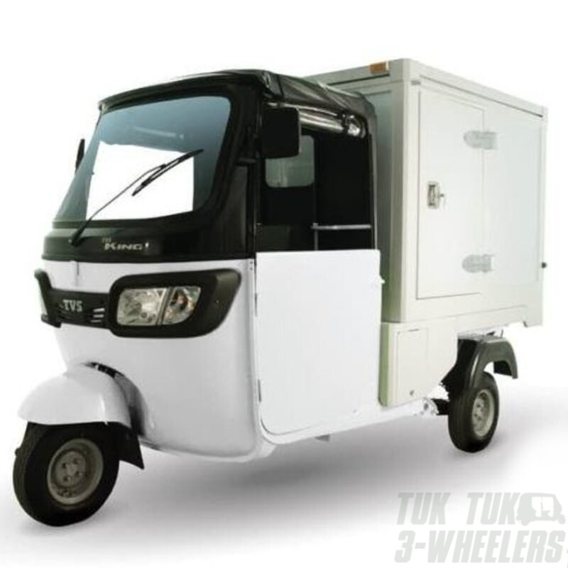 TVS Cargo Carrier