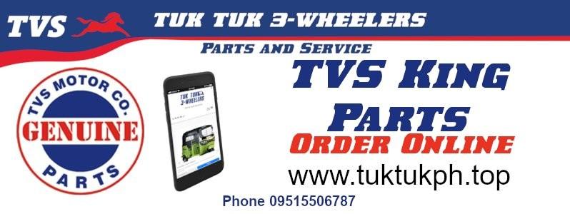 TVS King Parts Order Online