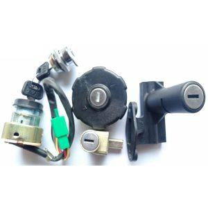 TVS XL100 Lockset XL HD