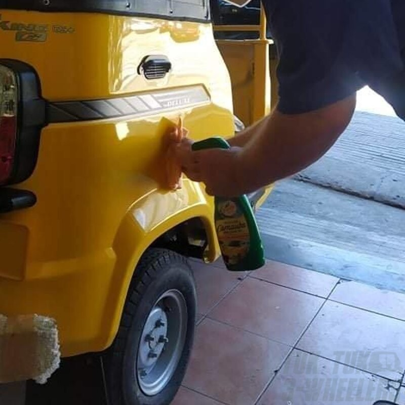 Products to help care for your Tuk Tuk