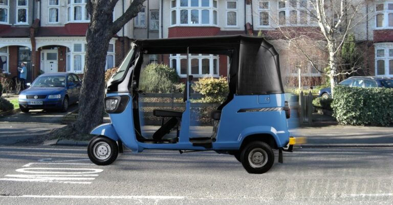 Claim All Tuk Tuks Are The Same, it Depends on the Driver