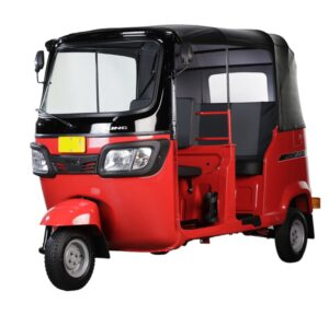 TVS King earns a place in the History of the Tuk Tuk