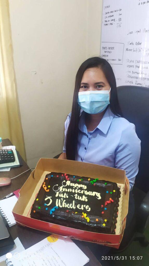 Tuk Tuk 3-Wheelers Celebrating 1 Year of High Standards Of Customer Care News