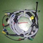 TVS King Rear Wiring Harness