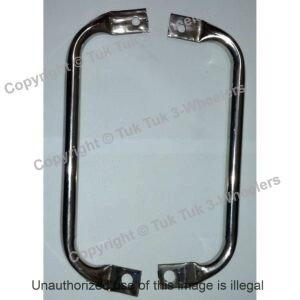 TVS King Stainless Drivers Cabin Handles