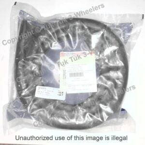 TVS King Windshield Cowling Rubber Seal Genuine TVS Part G5120830