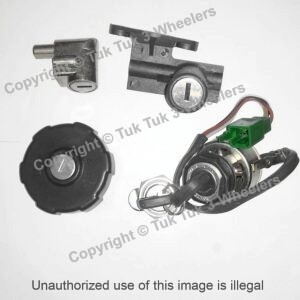 TVS XL100 Lock Set XL HD
