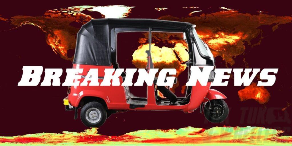Tuk Tuk Latest News