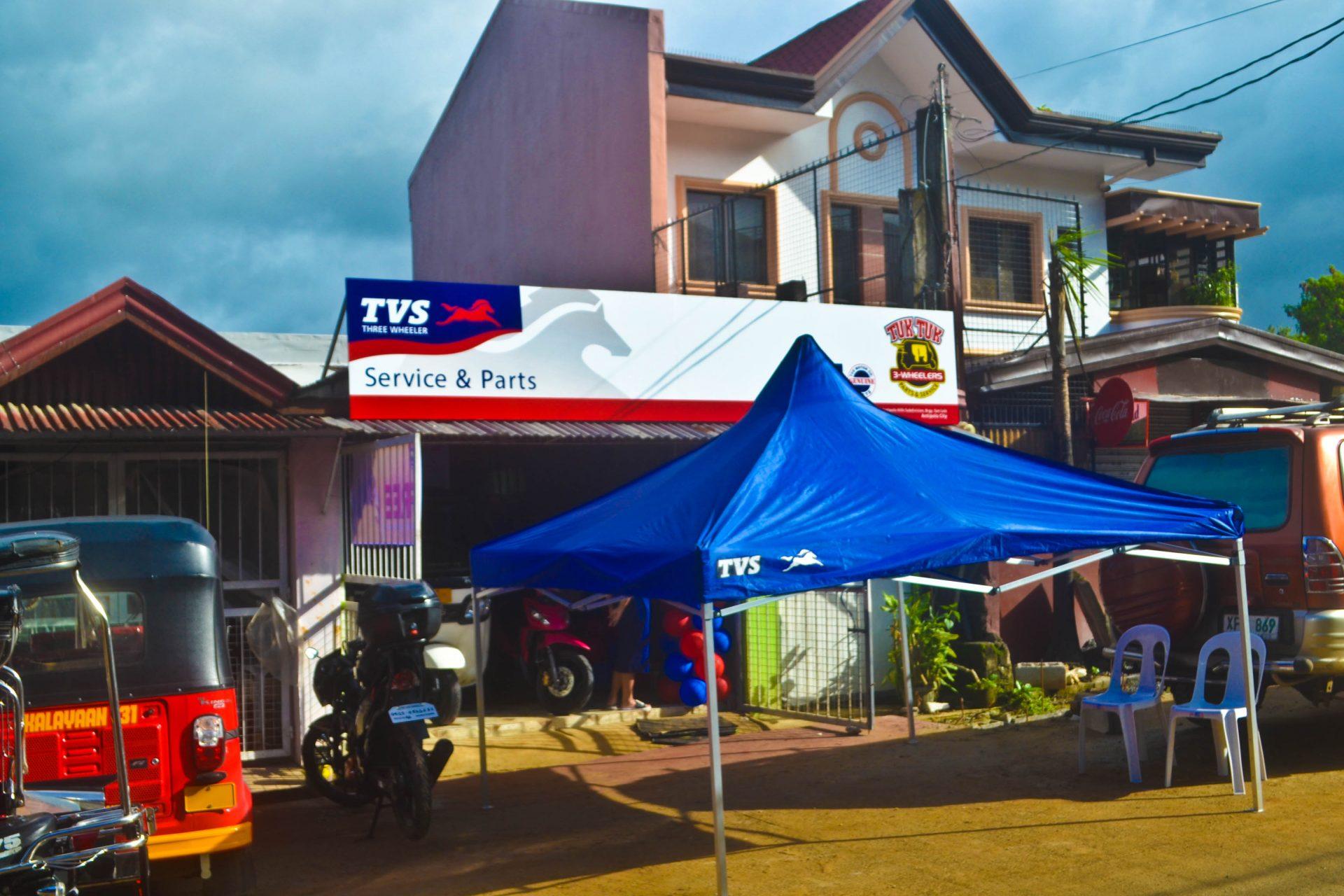 TVS Tent