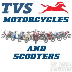 TVS Motorcycles and Scooters