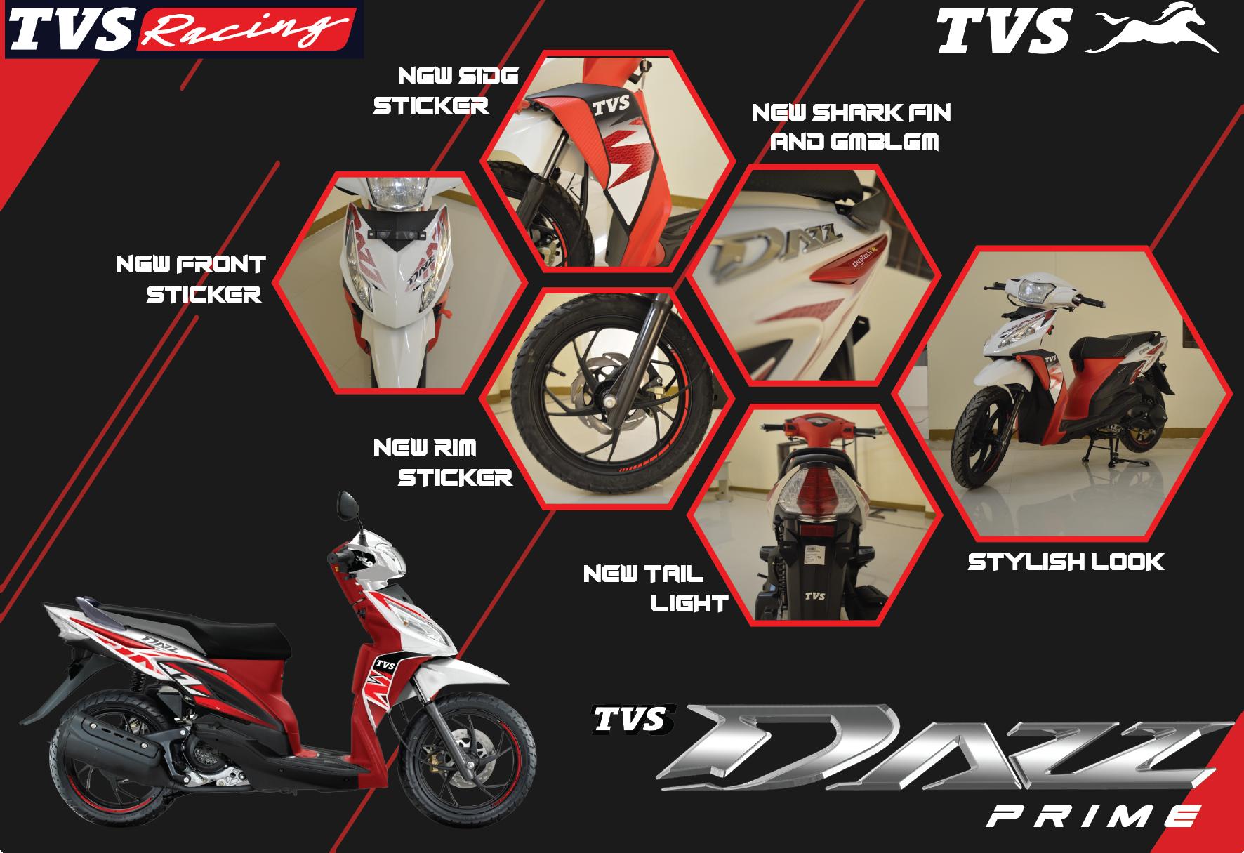 TVS Dazz Prime